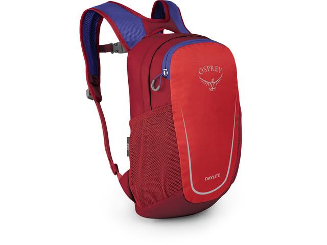 Osprey Daylite Kids Plecak 10l Dzieci, cosmic red